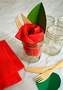 Pliage Serviette En Papier : pliage serviette papier id es faciles et mod les ~ Melissatoandfro.com Idées de Décoration