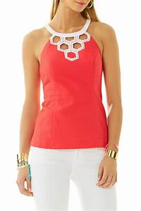 Lilly Pulitzer Annabelle Top from Sandestin Golf and Beach