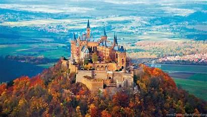 Castle Wallpapers Desktop Background 4k Ultra