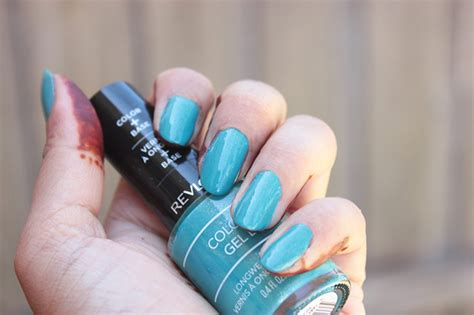 revlon colorstay gel envy nail polishes review swatches