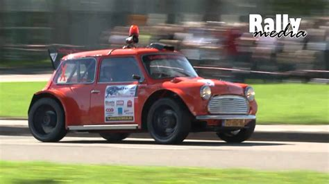 Very Fast Rally Mini Cooper