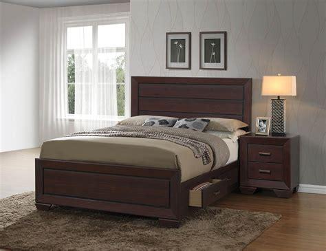 coaster bedroom furniture coaster fenbrook bedroom set cocoa 204390 bedroom