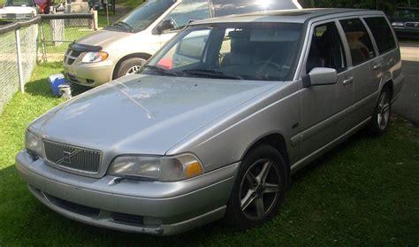 1998 Volvo V70 Awd by 1998 Volvo V70 Xc Wagon 2 4l Turbo Awd Auto