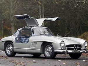 Mercedes 300 Sl A Vendre : une mercedes 300 sl de 1955 vendue 3 5 millions d 39 euros ~ Gottalentnigeria.com Avis de Voitures