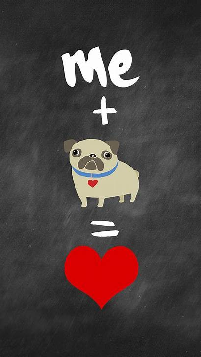 Pug Phone Pugs Galaxy Diary Iphone Wallpaperaccess