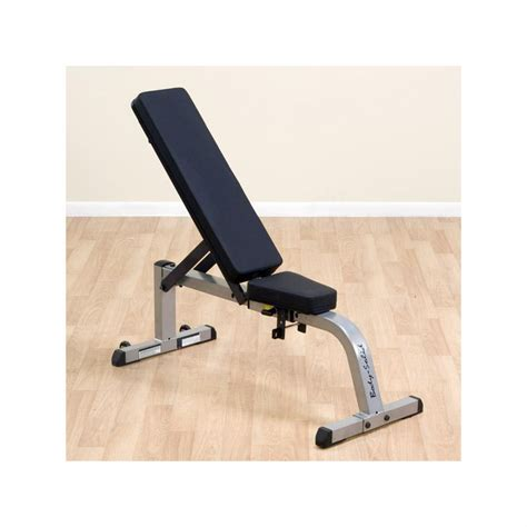 Incline Bench by Solid Gfi21 Flat Incline Bench