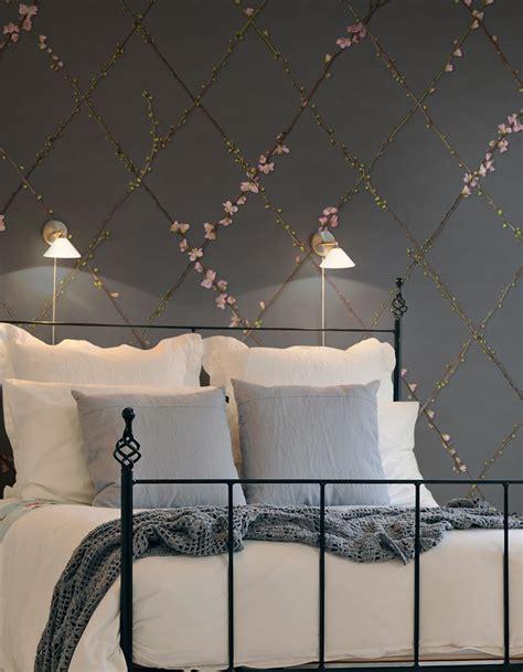 couleur chambre romantique 25 superbes papiers peints pour la chambre décoration