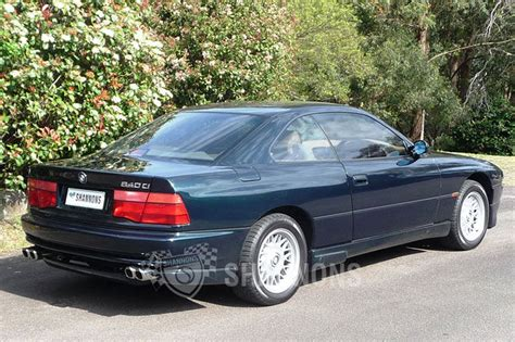 Sold Bmw 840 Ci Coupe Auctions  Lot 25 Shannons