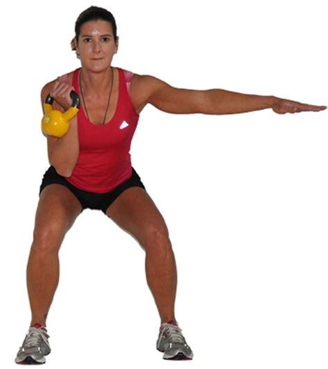 kettlebell squat tonificadas rack waehner paige hola