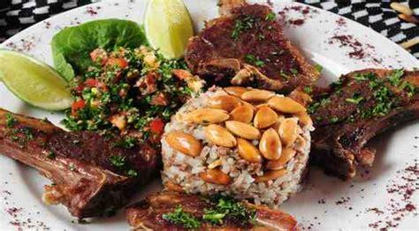 cuisine libanaise recettes recettes de cuisine libanaise