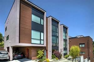 PB Elemental Designed Modern Townhouse In Judkins Urban