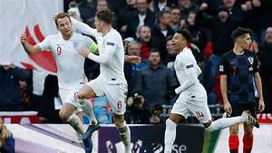 All Round Sport | England beat Croatia to reach Nations ...