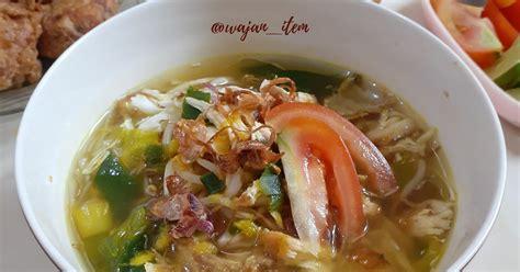 1 ekor ayam kampung atau pejantan (tdk banyak lemak,± 750 gr). 10.900 resep soto ayam enak dan sederhana ala rumahan - Cookpad