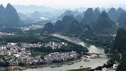 Yangshuo Backiee Landscape