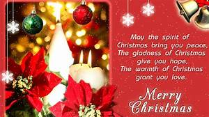 Christmas Card Sayings About Angels for Friends and Family ...