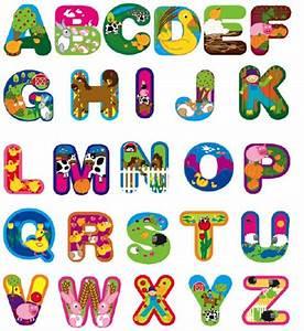 alphabet wall stickers farm yard alfa pinterest With farm alphabet letters