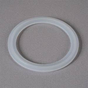 Silicone Gasket Tri Clamp 2 5 Inch