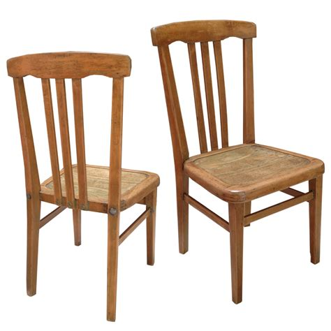 chaises bistro chaises de cuisine en bois swyze com
