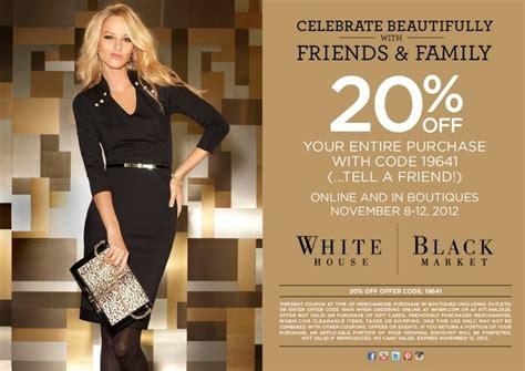 white house black market coupon codes white house black market coupons free shipping