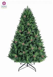 Weihnachtsbaum Auf Rechnung : k nstlicher weihnachtsbaum mit tannenzapfen 210cm ~ Themetempest.com Abrechnung