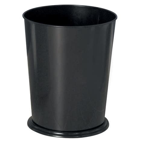 Bronze Bathroom Trash Can With Lid by Exquisite Waste Basket Rubbed Bronze Finish