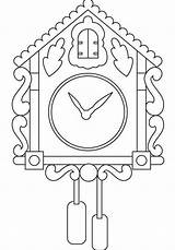 Clock Alarm Coloring Fun Printable Colouring αποθηκεύτηκε από Coloringpagesfortoddlers sketch template