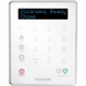 honeywell lyric lkp500 en wireless alarm keypad With mini touch alert
