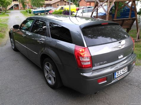 Chrysler 300c Wagon by Chrysler 300c 3 0 V6 Crd Touring 5d A Facelift Huutokauppa