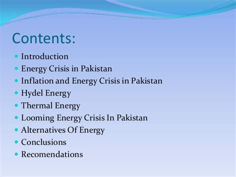 research paper on electricity crisis in pakistan
