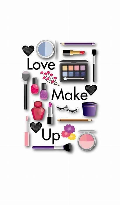 Makeup Cosmetics Theme Backgrounds Maquillaje Maquiagem Wallpapers