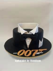 40th Birthday Decorations Male by Bond Themed Cake Cake By Chanhloan Cakesdecor