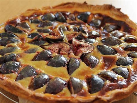 cuisiner figues fraiches tarte aux figues fraîches recette de tarte aux figues
