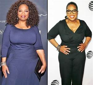 Oprah Winfrey 30 Pound Weight Loss Maintained With Diet ...