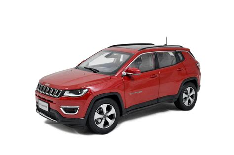 Jeep Compass 2017 1 18 Scale Diecast Model Car Paudi Model