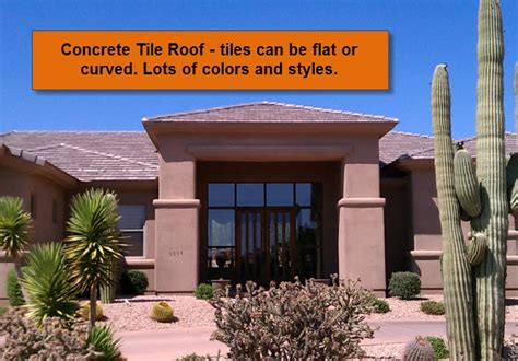 how does a roof on homes in scottsdale last