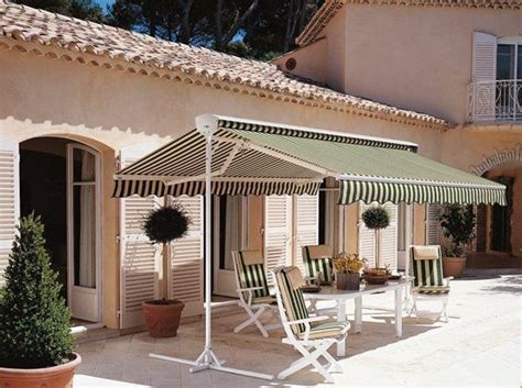 sunshades  patio ideas turning backyard designs