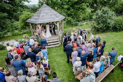gorgeous outdoor wedding venues  wales