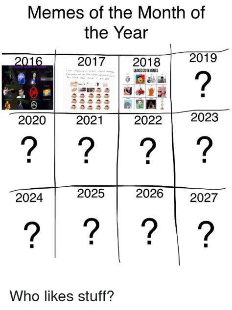 memes month year leaked memes dec