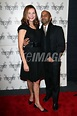 Heather Burns and Ajay Naidu attend the opening night of ...