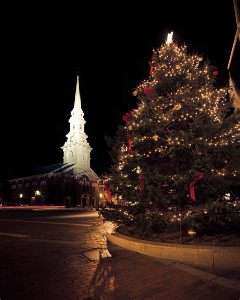 finding christmas in portsmouth new hshire