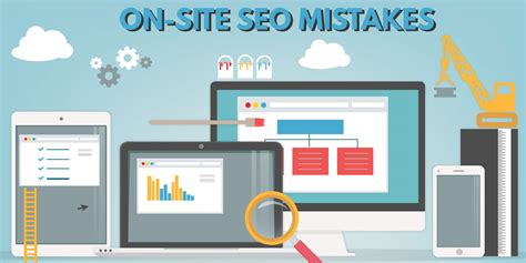 On Site Seo common on site seo mistakes you might be right now
