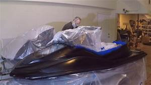 Engineering Change Order Painting A Jetski Stealth Black In 2 Mins Rattle Can