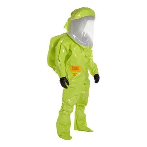 dupont tychem  tks hazmat training suit