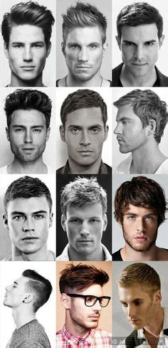 images  mens hairstyle  pinterest men hair