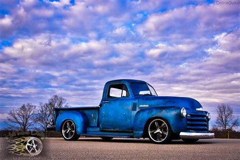 Pin Memphis Worldwide Chevy Truck