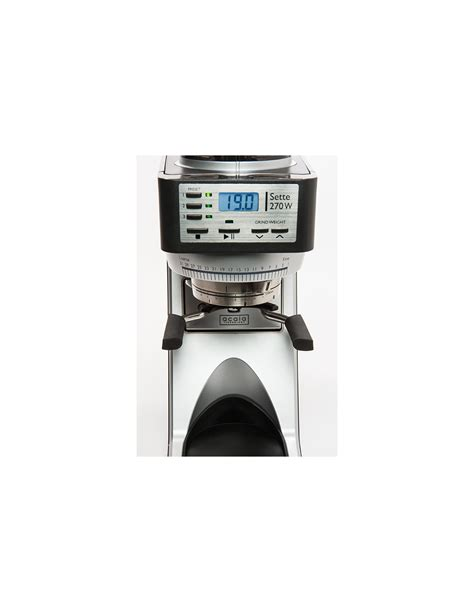 Learn about coffee grinders affect the taste of your coffee. Buy Baratza Sette 270W Coffee Grinder in Saudi