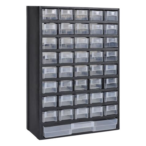 la boutique en ligne 41 tiroirs armoire module casier de rangement plastique vidaxl fr