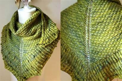 Knitting Shawlette Patterns Pattern