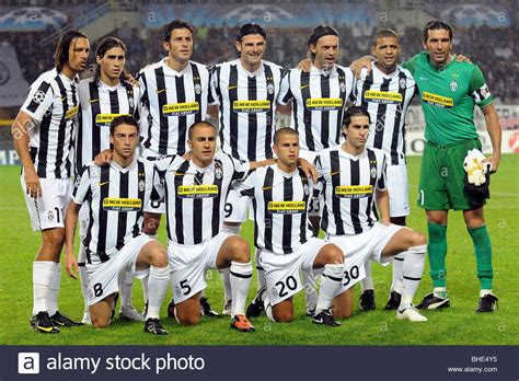 Juventus-team Stockfotografie - Alamy