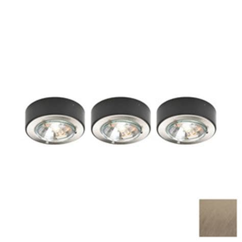 shop dals lighting 2 75 in hardwired in cabinet
